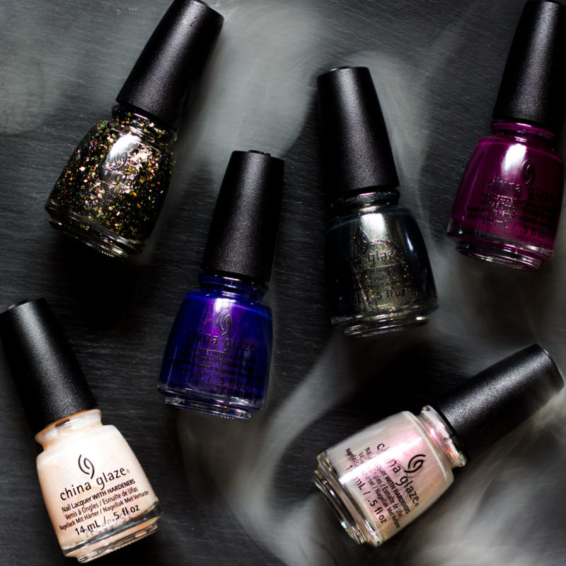China Glaze Happily Never After Collection (& Halloween Nail Art!)